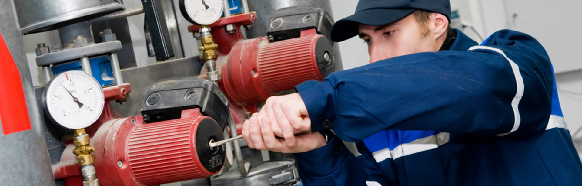 Commercial Mechanical Electrical and Plumbing Services. Trinity Heat Care